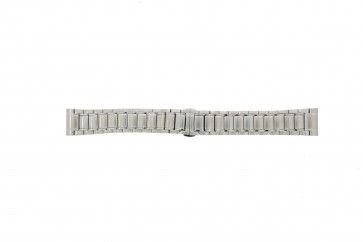 Horlogeband Armani AR0243 Staal 20mm