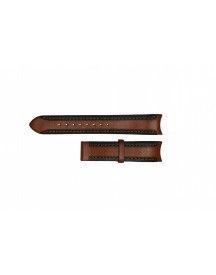 Breil horlogeband BW0059 Leder Bruin 20mm