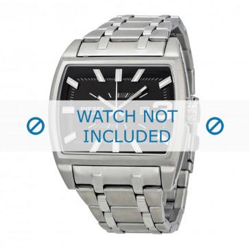 Horlogeband Diesel DZ1672 Staal 30mm