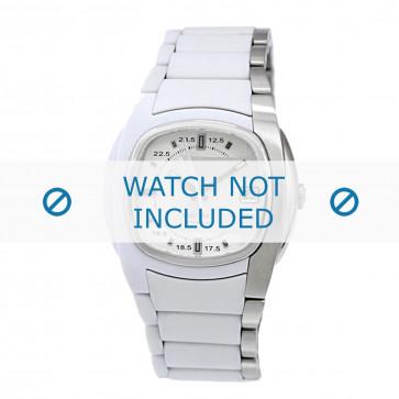 Horlogeband Diesel DZ4077 Staal 20mm
