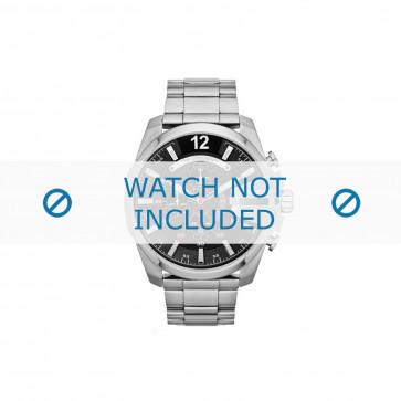 Horlogeband Diesel DZ4308 Staal 26mm