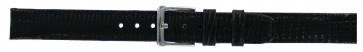 Horlogeband DKNY NY3434 Leder Zwart 13mm