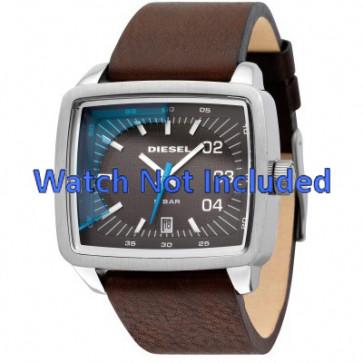 Diesel horlogeband DZ1334 Leder Bruin 29mm