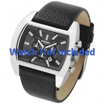 Horlogeband Diesel DZ4140 Leder Zwart 29mm