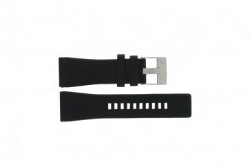 Horlogeband Diesel DZ1116 / DZ1115 Leder Zwart 29mm