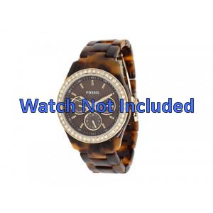 Fossil horlogeband ES2795