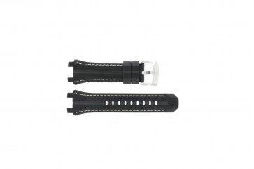 Horlogeband Festina F16350/1 Rubber Zwart 23mm