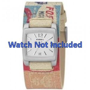 Fossil horlogeband JR8719