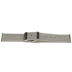 Horlogeband Universeel YI47 Staal 24mm