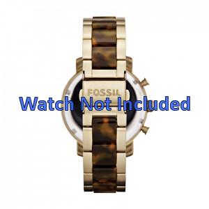 Fossil horlogeband JR1382