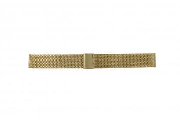 Horlogeband Universeel 22.3-ST-DB Mesh/Milanees Doublé 22mm