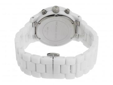 Michael Kors horlogeband MK5161 Keramiek Zwart 22mm