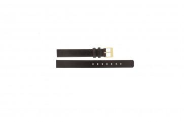 Skagen horlogeband 358XSGLD Leder Bruin 12mm