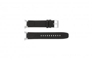 Seiko horlogeband 7T62-0GW0 / SNAA39P1 Leder Bruin 21mm + standaard stiksel
