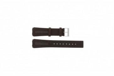 Horlogeband Skagen 433LSL1 Leder Bruin 20mm
