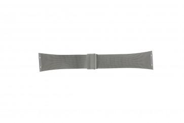 Skagen horlogeband 696XLTTM Staal Zilver 32mm