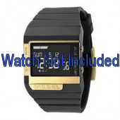Diesel horlogeband DZ-7135