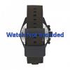 Horlogeband Fossil CH2804 Leder Bruin 22mm