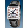 Horlogeband Festina F16294 / F16235-J Leder Zwart 28mm