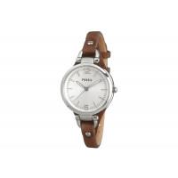 Fossil ES3060 Quartz horloge Dames Zwart