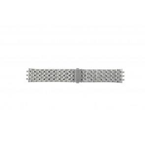 Esprit horlogeband 101901 / 101901-805 / 101901-002 Staal Staal / RVS 16mm