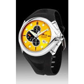 Horlogeband Lotus 15326-4 Rubber Zwart 14mm