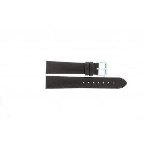 Horlogeband Condor 241R.02 Leder Bruin 20mm