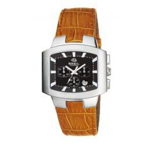 Horlogeband Breil 2519740820 Leder Bruin