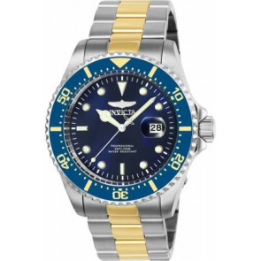 Horlogeband Invicta 25716.01 Staal Bi-Color 22mm