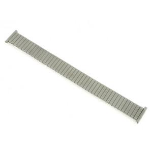 Horlogeband Universeel 381355 Staal 16-18mm variabel