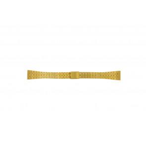 Horlogeband Universeel 42522.5.16 Staal Doublé 16mm