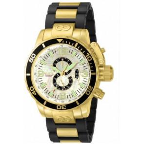Horlogeband Invicta 4899.01 Staal Doublé