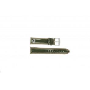 Horlogeband Camel 3120-3129 / 3520-3529 Leder Lichtbruin 22mm