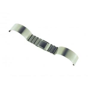 Horlogeband Universeel EXC STAAL Staal 12mm