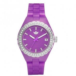 Horlogeband Adidas ADH2107 Kunststof/Plastic Paars 14mm