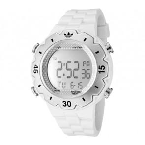 Horlogeband Adidas ADH6124 Silicoon Wit