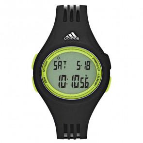 Horlogeband (Band + Kastcombinatie) Adidas ADP3177 Silicoon Zwart