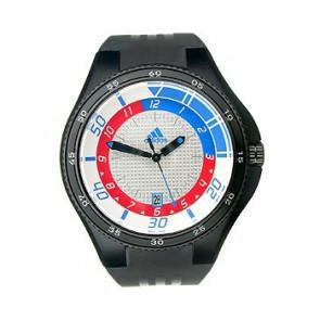 Horlogeband Adidas ADP4029 Silicoon Zwart