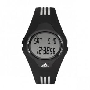 Horlogeband (Band + Kastcombinatie) Adidas ADP6005 Rubber Zwart
