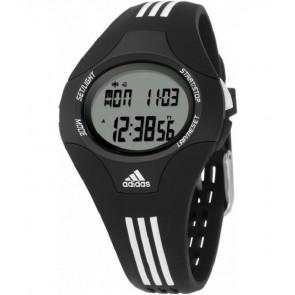 Horlogeband (Band + Kastcombinatie) Adidas ADP6008 Silicoon Zwart