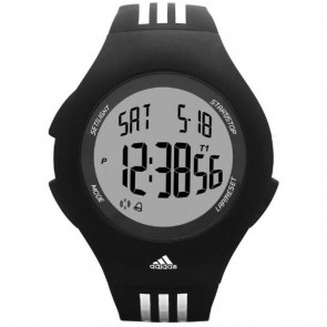 Horlogeband Adidas ADP6036 Kunststof/Plastic Zwart 20mm