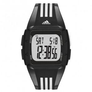 Horlogeband (Band + Kastcombinatie) Adidas ADP6093 Rubber Zwart