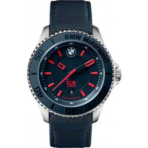 Horlogeband Ice Watch BM.BRD.U.L.14 Leder Blauw