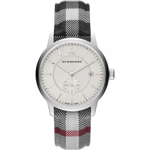Horlogeband Burberry BU10002 Canvas Multicolor