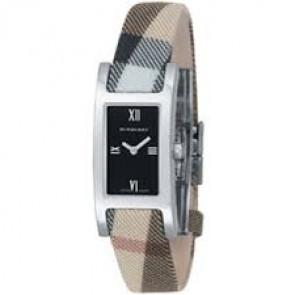 Horlogeband Burberry BU1009 Kunststof/Plastic Multicolor 13mm