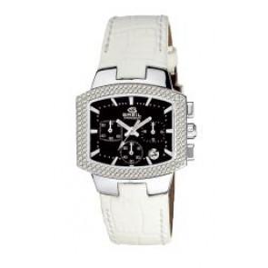 Horlogeband Breil BW0063 Leder Wit
