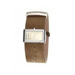 Horlogeband Breil BW0126 Onderliggend Leder Taupe 30mm
