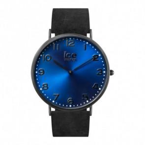 Horlogeband Ice Watch CHL.B.RED.41.N.15 Leder Zwart