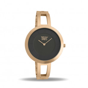 Davis 1835 Analoog Dames Quartz horloge