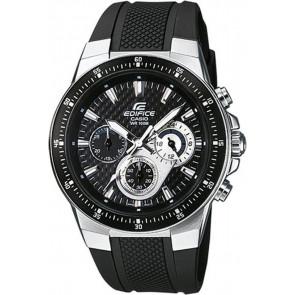 Horlogeband Ice Watch EF-552PB-1A4V Rubber Zwart